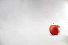 Abstrakter Apfel Lizenzfreies Stockbild