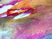 Abstrakter Aquarell-Hintergrund 4 Stockfotografie