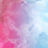 Abstrakter Aquarelldesign Farbhintergrund Lizenzfreies Stockbild