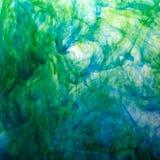 Abstrakter Aquarellhintergrund Lizenzfreies Stockfoto