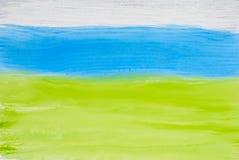 Abstrakter Aquarellhintergrund Stockbilder