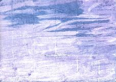 Abstrakter Aquarellhintergrund der Seife Lizenzfreies Stockbild
