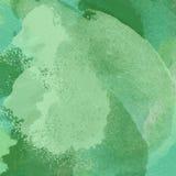 Abstrakter Aquarellhintergrund Gekrümmte (Papier) Beschaffenheit Lizenzfreies Stockbild