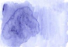 Abstrakter Aquarellhintergrund mit Raum für Text Stockbilder