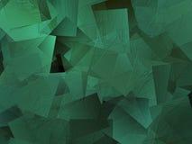 Abstrakter azurblauer Hintergrund Stockfotos