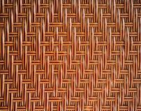 Abstrakter Bambusbeschaffenheitshintergrund Stockfotografie