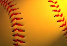 Abstrakter Baseballhintergrund Lizenzfreies Stockbild