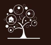 Abstrakter Baum Lizenzfreie Stockbilder