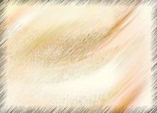 Abstrakter beige Hintergrund Stockbilder