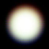 Abstrakter Bereichlichthintergrund Stockfotos