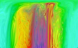 Abstrakter Beschaffenheitshintergrund, bunte fl?ssige Farbe, modernes kreatives und modelessc, Konzepte der Kunst, die Geistigkei lizenzfreie abbildung