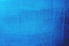 Abstrakter blauer grunge Hintergrund lizenzfreies stockfoto