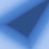 Abstrakter blauer Halbtonhintergrund Stockfotos