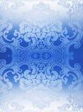 Abstrakter blauer Hintergrund Lizenzfreies Stockfoto