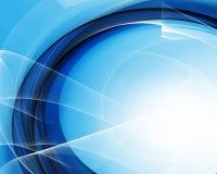 Abstrakter blauer Hintergrund vektor abbildung