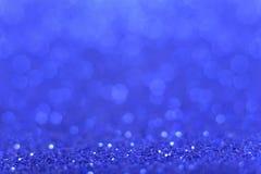 Abstrakter blauer Hintergrund Stockbilder