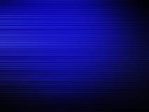 Abstrakter blauer Hintergrund mit unscharfen Zeilen stockfoto