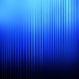 Abstrakter blauer linearer Hintergrund stock abbildung
