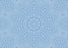 abstrakter blauer Musterhintergrund Stockfotos