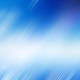 Abstrakter blauer sauberer Hintergrund mit copyspace Stockfotos