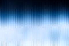 Abstrakter blauer sauberer Hintergrund mit copyspace Lizenzfreies Stockfoto