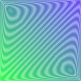 Abstrakter blauer und grüner Hintergrund Stockfotografie