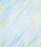 Abstrakter Bleistifthintergrund des abgehobenen Betrages Farb Lizenzfreie Stockfotos