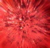 Abstrakter Blitz mögen roten Hintergrund Lizenzfreie Stockfotografie
