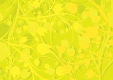Abstrakter Blumenhintergrund. vektor abbildung