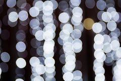Abstrakter bokeh Hintergrund Stockfotos