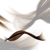 Abstrakter brauner Technologiehintergrund Vektorauslegung ENV 10 Lizenzfreies Stockfoto