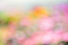 Abstrakter bunter Frühlingshintergrund lizenzfreie stockfotografie