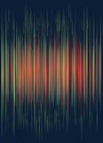Abstrakter bunter gestreifter Hintergrund Lizenzfreies Stockbild