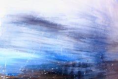 Abstrakter bunter Hintergrund stock abbildung