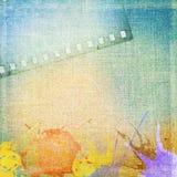 Abstrakter bunter Hintergrund, Designmuster, desctop Hintergrund Stockbild