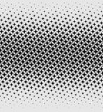 Abstrakter bunter Hintergrund mit Diamantformen Rauten-nahtloses Muster Auch im corel abgehobenen Betrag Stockbilder