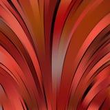 Abstrakter bunter Hintergrund mit Vektordatei des Strudels waves Stockbild