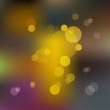 Abstrakter bunter Hintergrund Vektor Stockbild