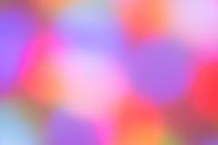 Abstrakter bunter Pastellhintergrund Lizenzfreie Stockfotografie