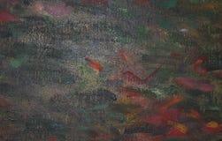 Abstrakter bunter Wasserfarbhintergrund, Unschärfehintergrund Lizenzfreie Stockbilder