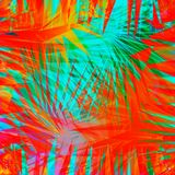 Abstrakter bunter wellenförmiger Hintergrund Glänzende Überlagerung der Steigung Helles Plakat, Fahne, Webdesignelement in den vi vektor abbildung