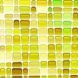 Abstrakter Buntglasmosaikhintergrund Stockfotografie