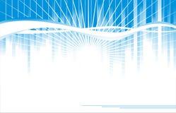 Abstrakter busines Hintergrund stock abbildung
