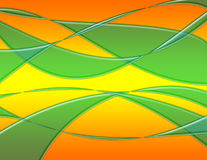 Abstrakter Computer-Hintergrund Stockfoto
