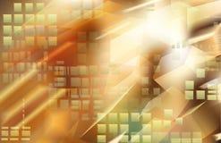 Abstrakter Computer-Hintergrund Lizenzfreie Stockfotos