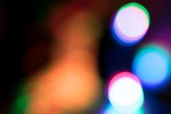 Abstrakter defocused undeutlicher Feiertag bokeh Beschaffenheitshintergrund - Weihnachten Stockfotos
