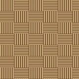 Abstrakter dekorativer Bambus Nahtloser Mustervektor Stockbilder