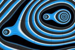 Abstrakter dekorativer Hintergrund stock abbildung