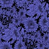 Abstrakter dekorativer Musterzusammenfassungshintergrund Lizenzfreies Stockbild