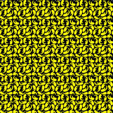 Abstrakter dekorativer Musterzusammenfassungshintergrund Lizenzfreie Stockbilder
